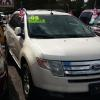 2525 2008 ford edge one owner 155k